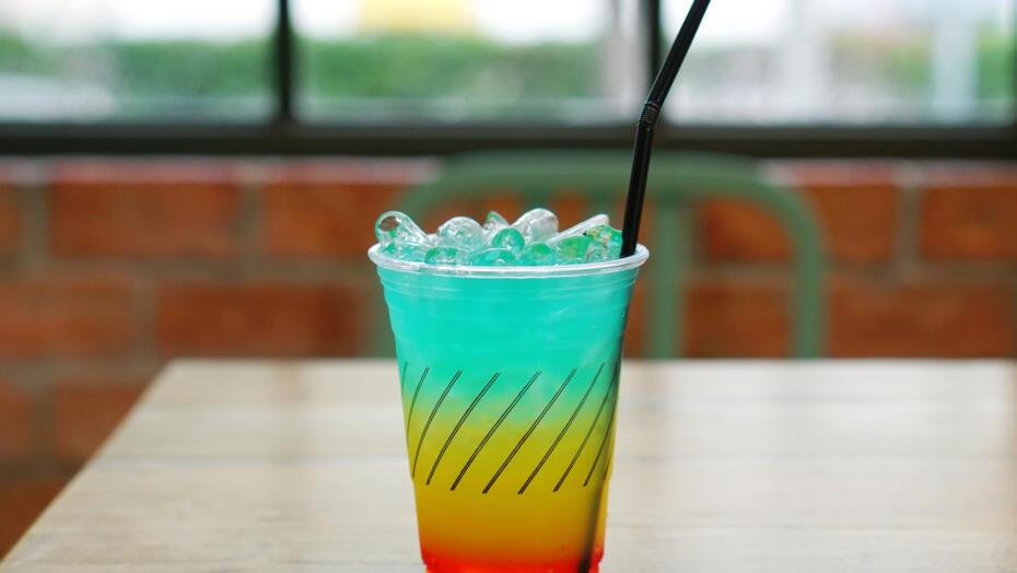 Colorful Loaded Tea