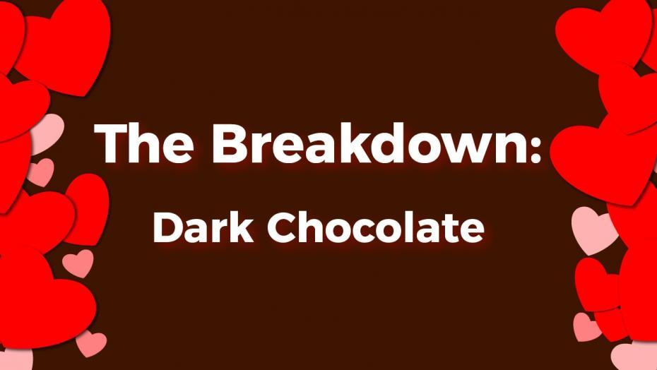Darkchocolate Info Graphic Image