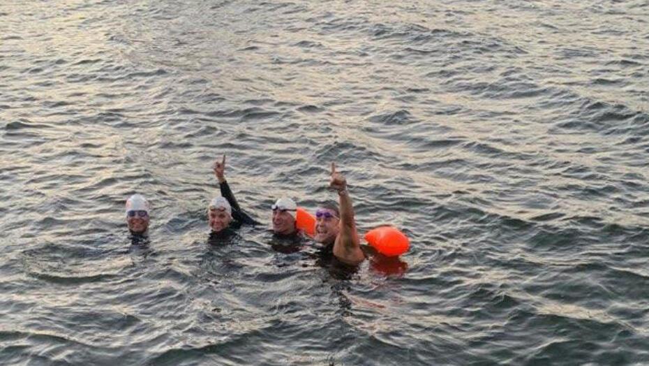 Dr Blessey Swim