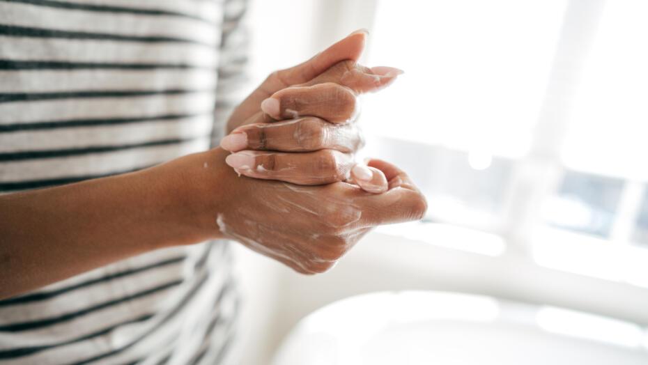 Handwashing lotion