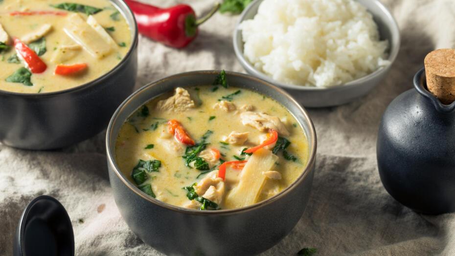 Healthy Costco Chicken Curry