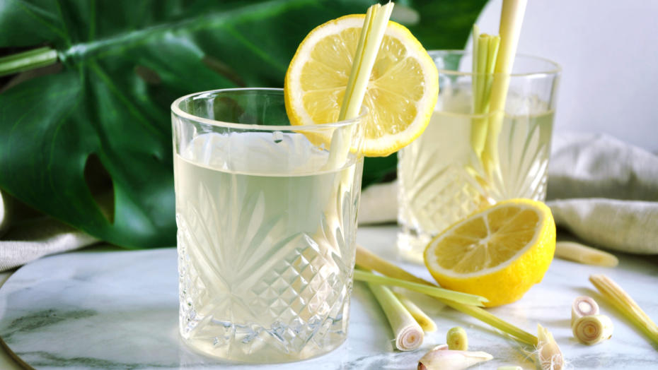 Lemongrass Tea for Digestive Health