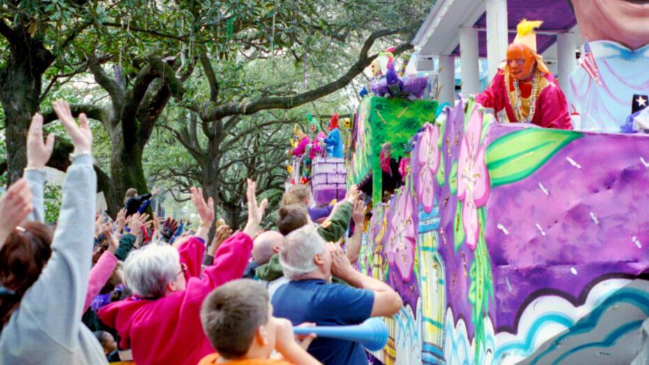Mardi Gras Gets Greener