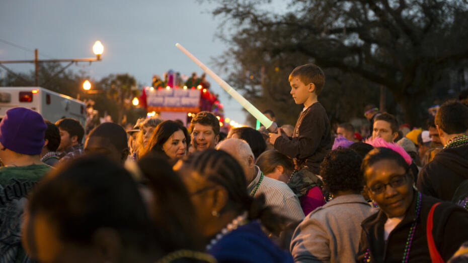 Mardi Gras Tips Caregivers Parents