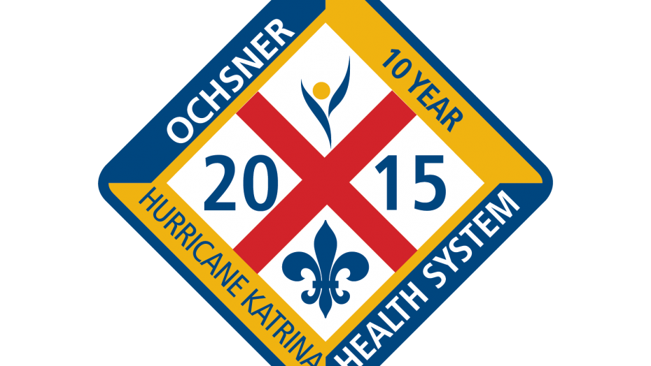 Ochsner 10 Year Pin Icon Color Final