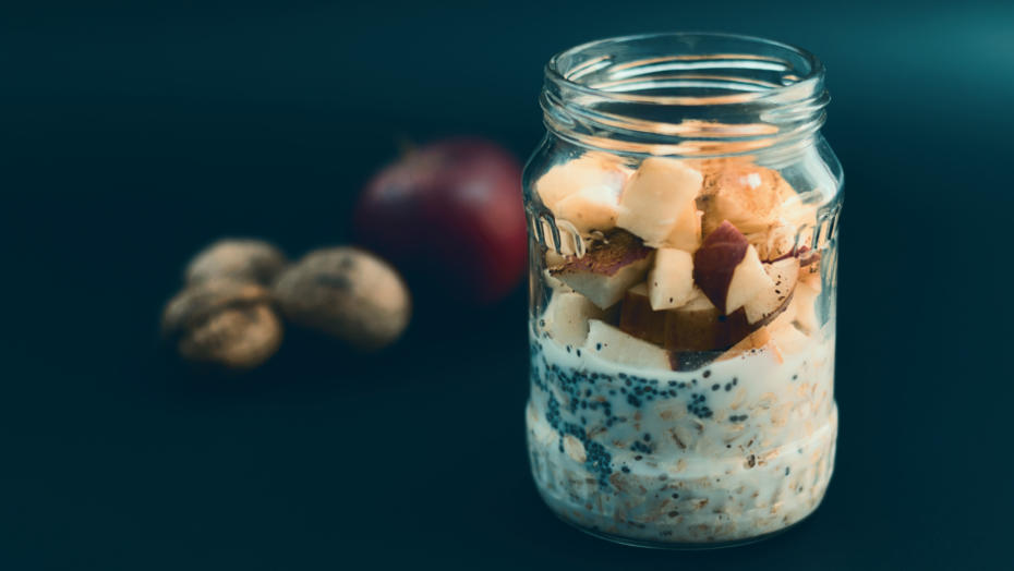 Overnight Oats Dark