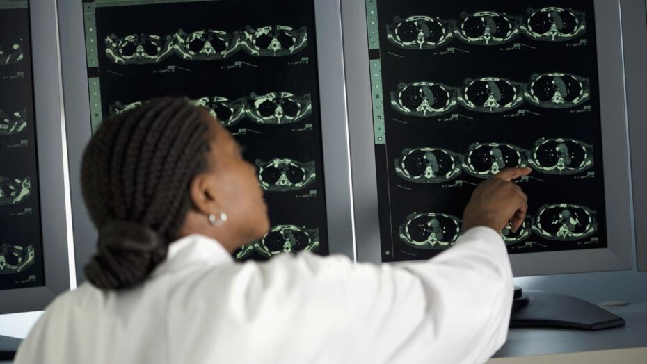 Radiology Stock Image