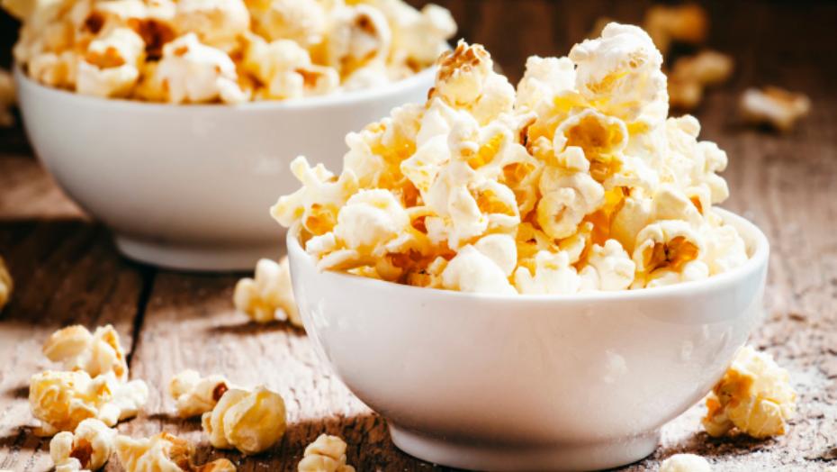 Spiced Popcorn