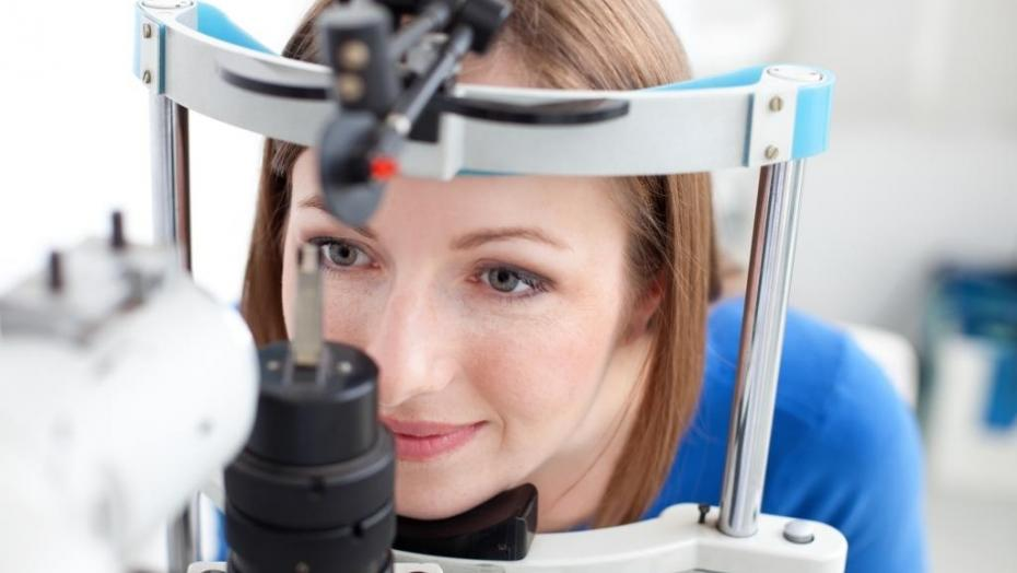 Thinkstockphotos 179223872 Eye Exam