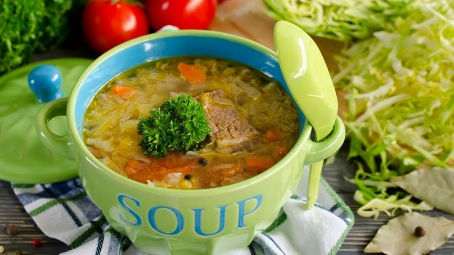 Thinkstockphotos 473723152 Cabbage Soup