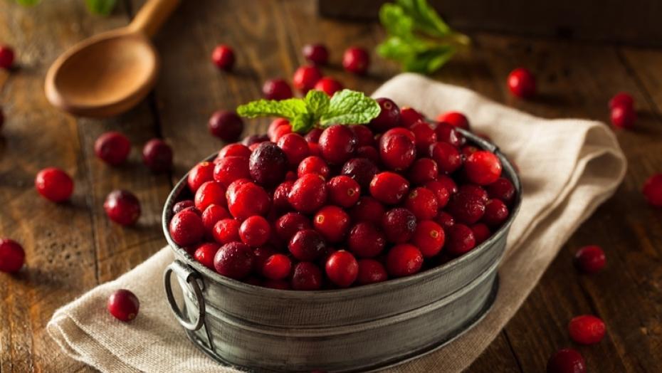 Thinkstockphotos 494151712 Raw Cranberries