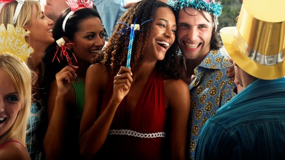 Thinkstockphotos 78818635 People Enjoying New Years Party