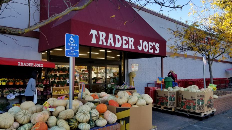 Trader Joes Storefront