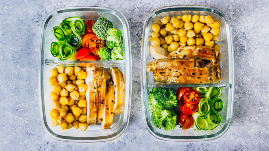 Weight loss surgery meal prep