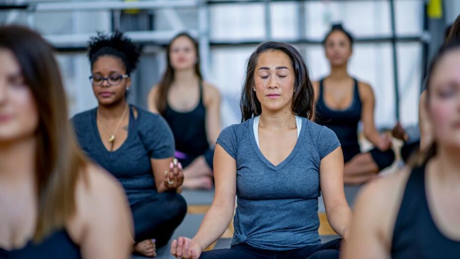 Adults meditating2