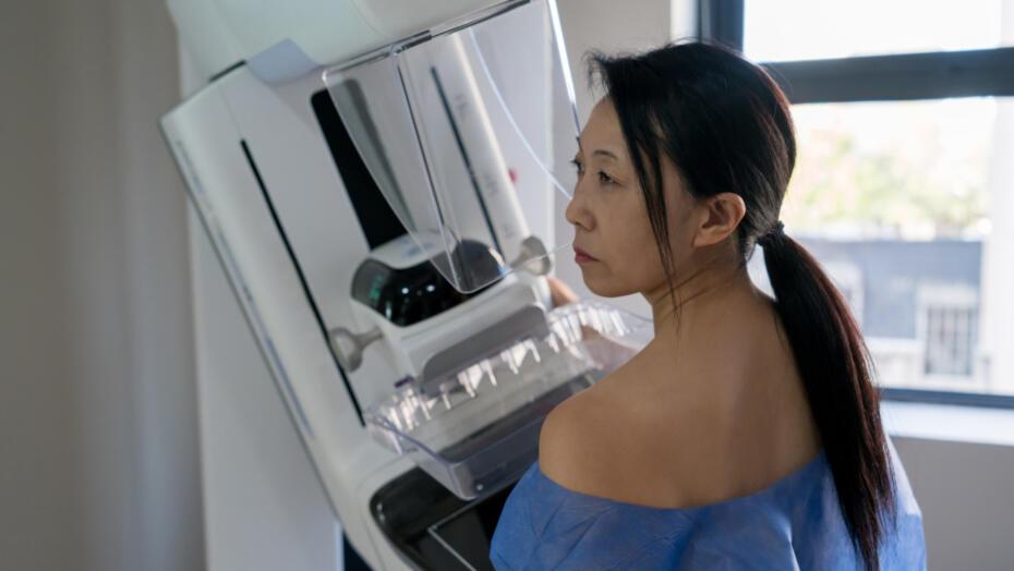 Breast cancer screenings covid 19