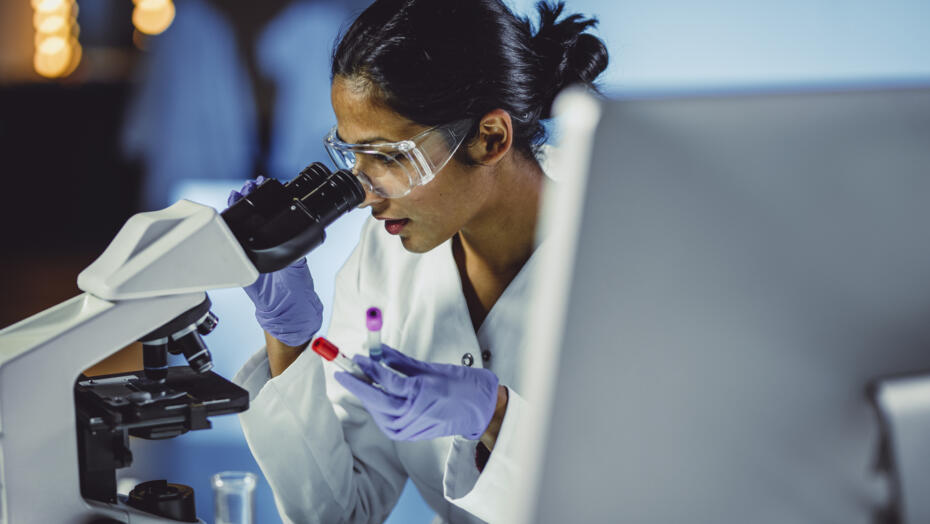 Clinical trials lab