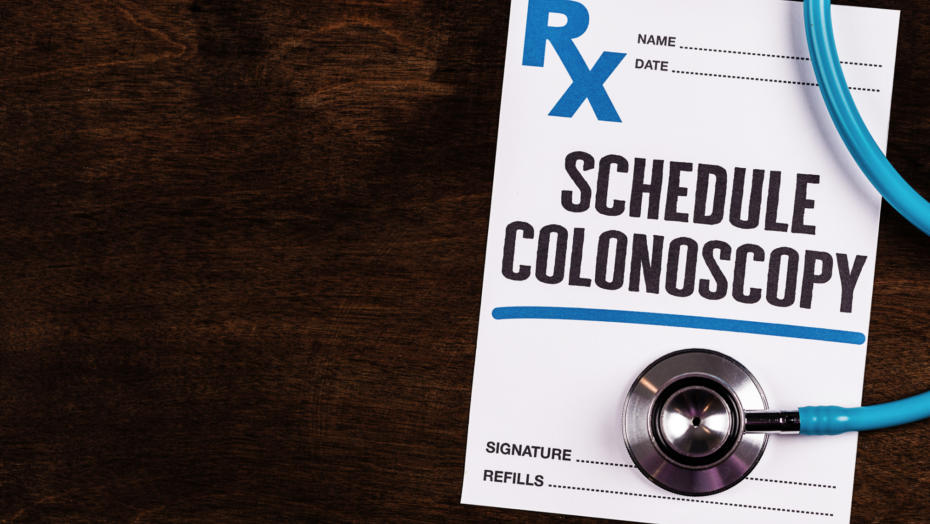 Colonoscopy Prescription