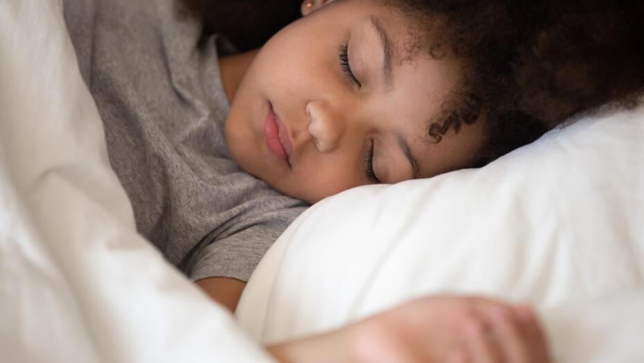 Healthy sleep habits children child sleeping