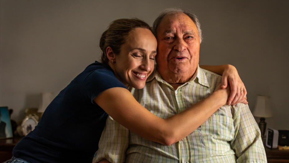 How to care for aging parent