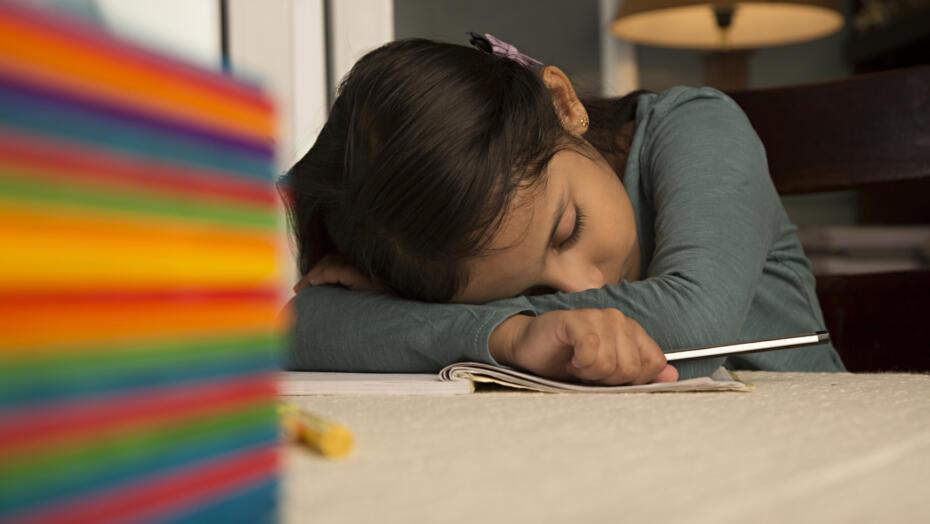 Is melatonin safe for kids sleepy child