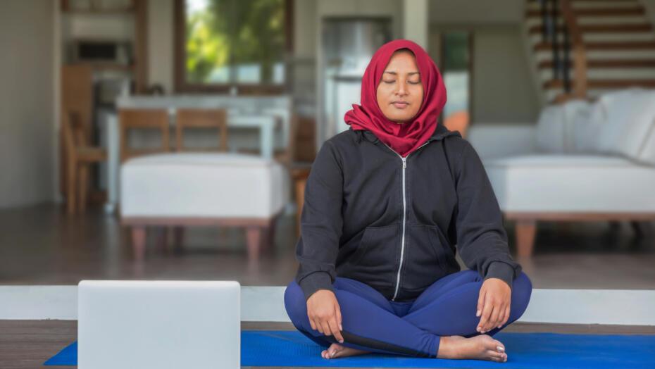 Meditation for mental health
