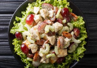Healthy Sonoma Chicken Salad recipe