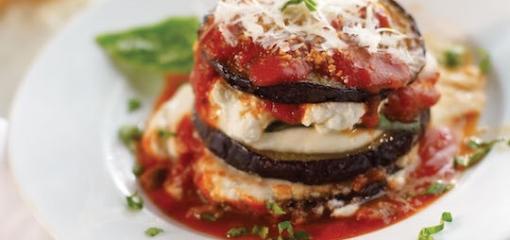 Eggplant Lasagna (Recipe)