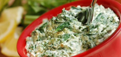 Hot Spinach and Artichoke Dip (Recipe)
