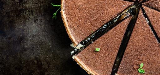 Keto Chocolate Tart (Recipe)