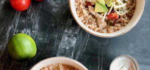 Low Salt Mexican Chicken Soup Recipe