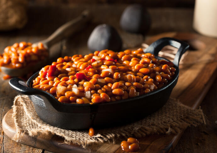 Healthy Baked Beans Recipe