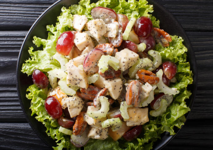 Healthy Sonoma Chicken Salad recipe