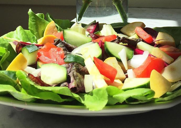 Summer Salad 6 21 17