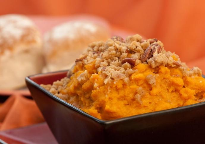 Thinkstockphotos 135356535 Sweet Potato Casserole