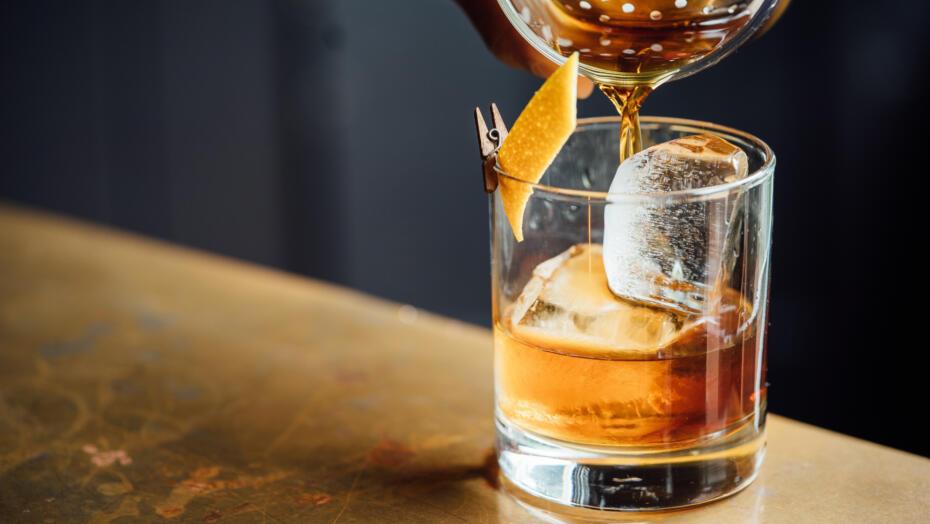 Alcohol Free Old Fashioned Recipe