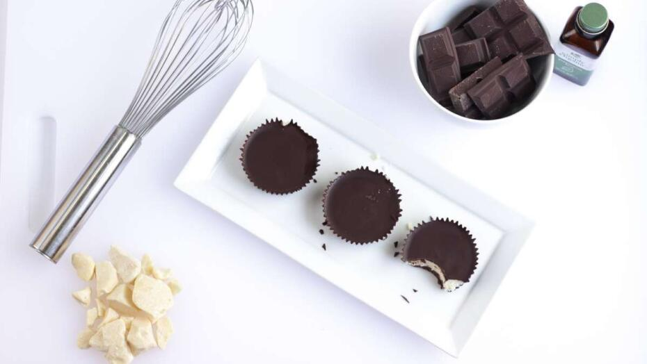 Low Carb Peppermint Patties Recipe
