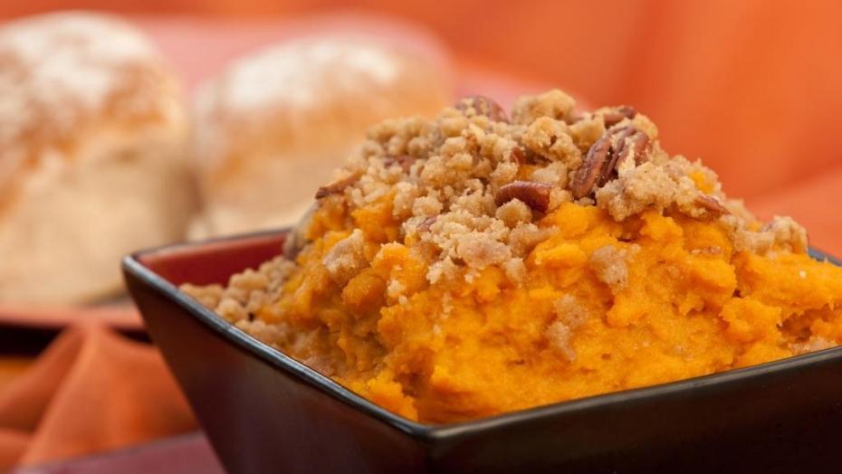 Thinkstockphotos 135356535 Sweet Potato Casserole