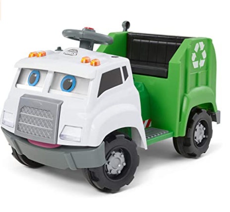KidTrax Recycle Truck
