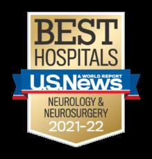 6720631 HOS Ochsner Medic Badge HOS SP Neurology 2021 22