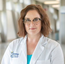 Amy Feehan, PhD, Research Scientist at Ochsner