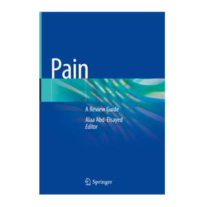 Pain: A Review Guide from Springer Cover