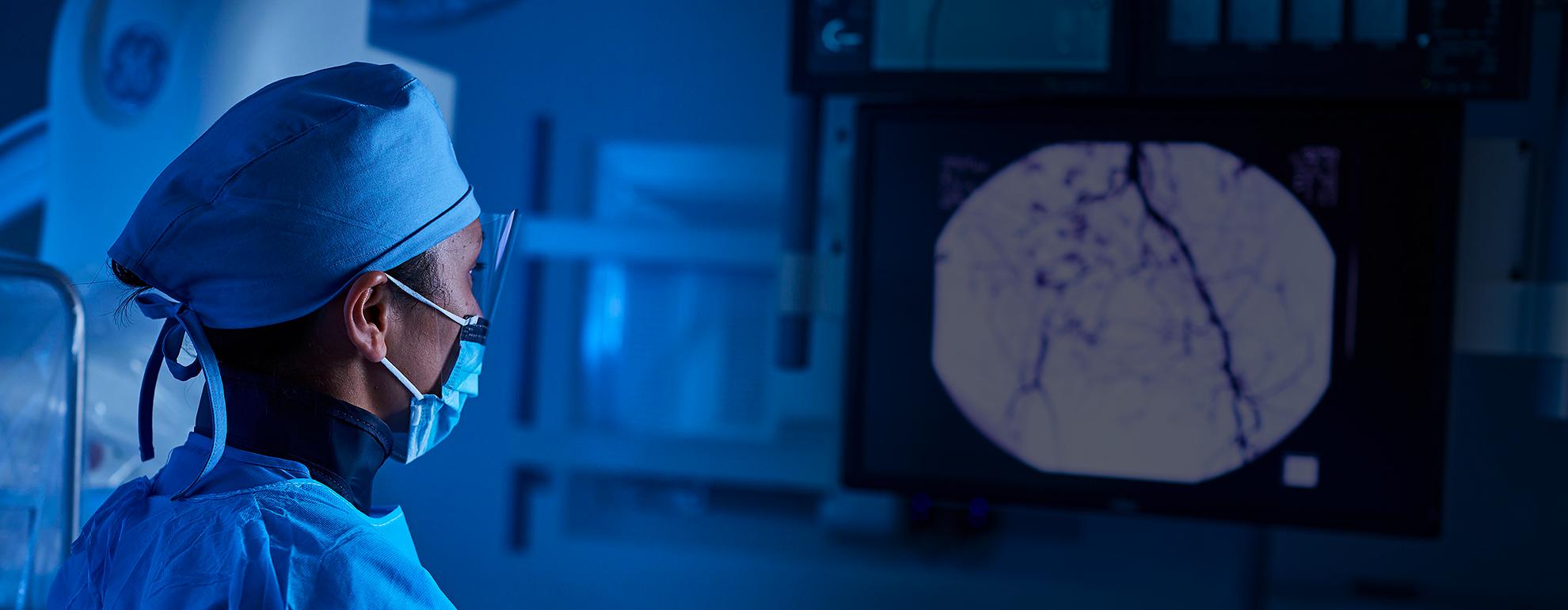 Interventional Diagnostic Radiology