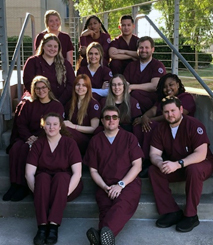 Radiologic Technology Class of 2021