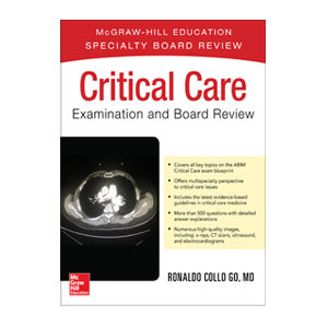 Critical Care Examination and Board Review Cover