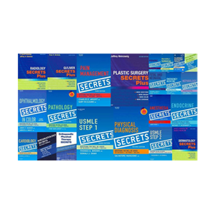 Secrets Series from Elsevier Covers