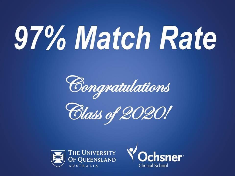 OCS - 97% Match Rate