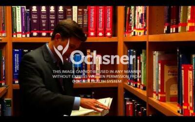 Ochsner clinical research footage