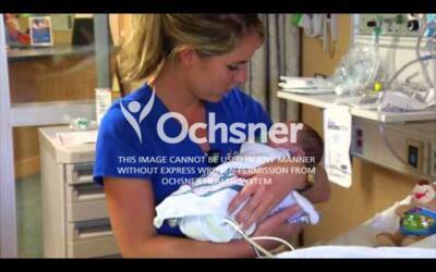 Pediatric ICU and Infant care b-roll