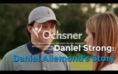 Daniel Strong: Daniel Allemond's Story